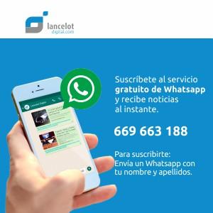 Whatsapp Lancelot