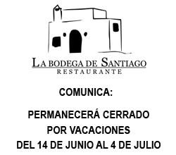 Bodega Santiago