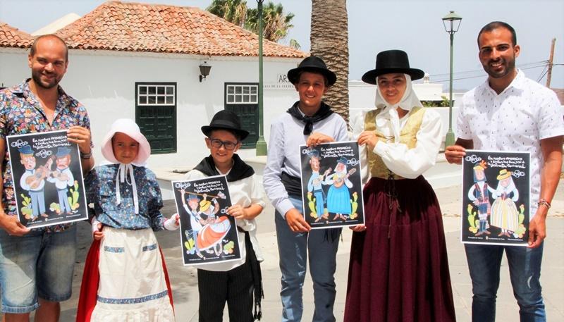 Una campaña fomenta el buen uso de la vestimenta tradicional canaria ... 5f890240aa3d