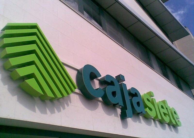 Facilidades para los clientes de Cajasiete