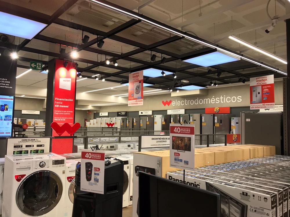 a358aaff260 Worten abre su decimocuarta tienda en Canarias - Lancelot Digital