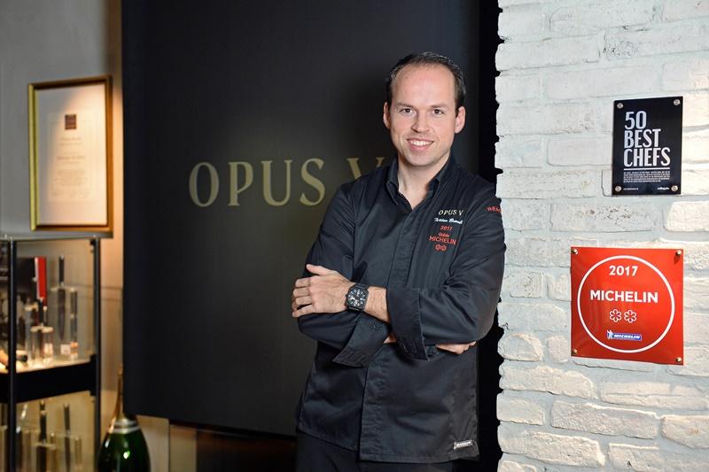 El chef alemán Tristan Brandt ofrecerá unas jornadas gastronómicas en el restaurante Isla de Lobos