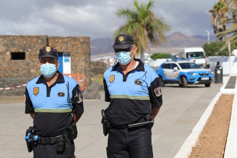 Sustituirá Tías agentes de la Policía Local por vigilantes de seguridad?