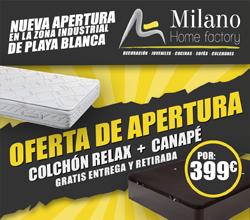 Muebles MIlano