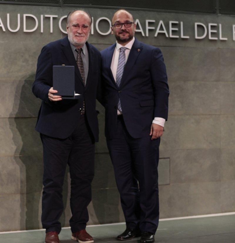 Manrique, premiado a título póstumo por el Consejo General de Arquitectura - Lancelot Digital